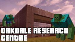 Oakdale Research Center Map Thumbnail