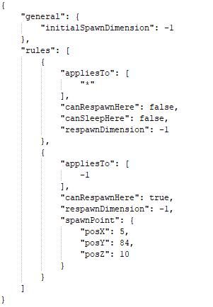 Perfect Spawn Mod Como usar 3
