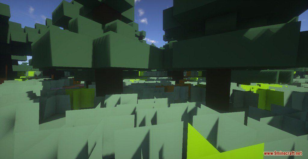 Pixel Resource Pack Screenshots 12
