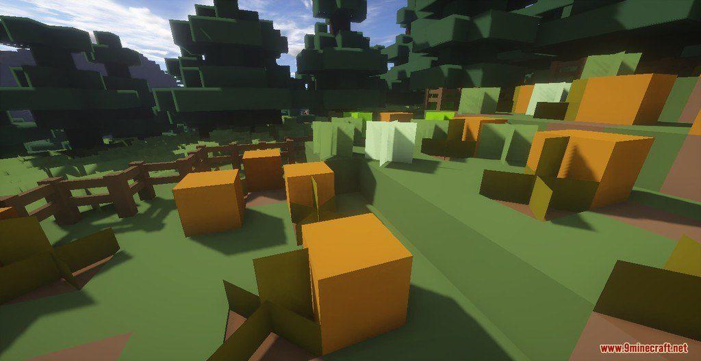 Pixel Resource Pack Screenshots 4