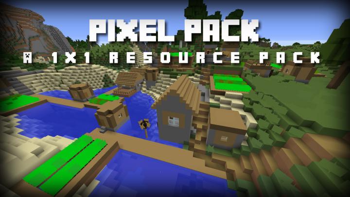 Pixel Resource Pack