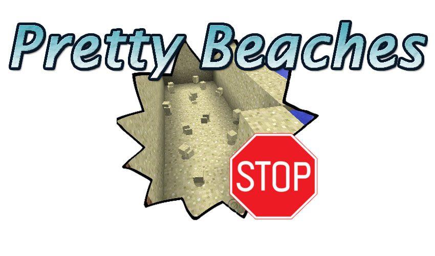 Pretty Beaches Mod