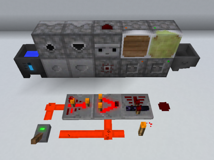 Redstone++ Resource Pack Screenshots 1