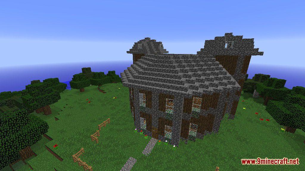 Rustic Mansion Map Screenshots 1