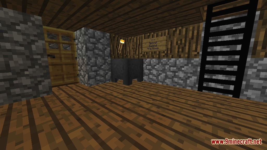 Rustic Mansion Map Screenshots 11