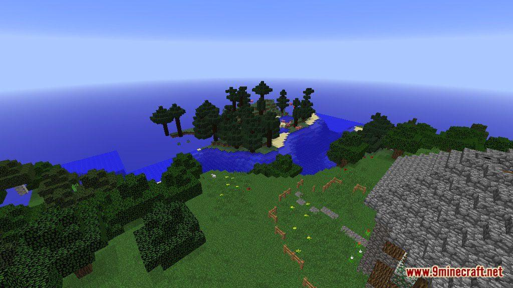 Rustic Mansion Map Screenshots 2