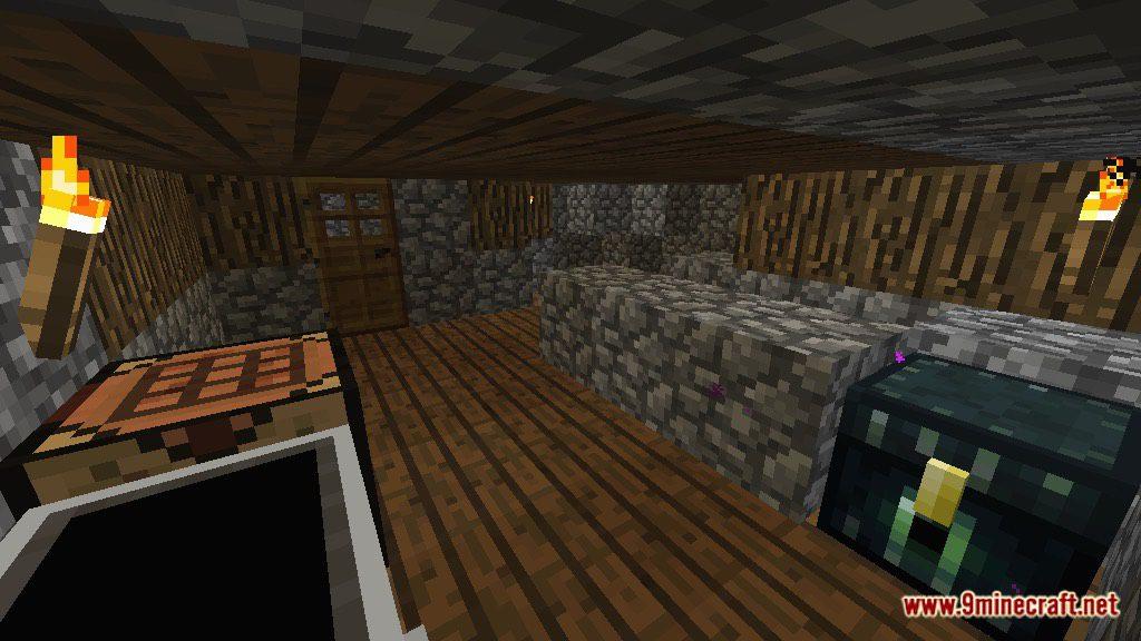 Rustic Mansion Map Screenshots 4