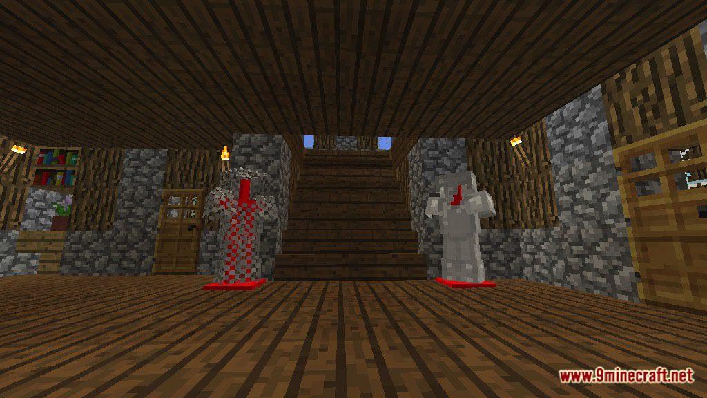 Rustic Mansion Map Screenshots 6