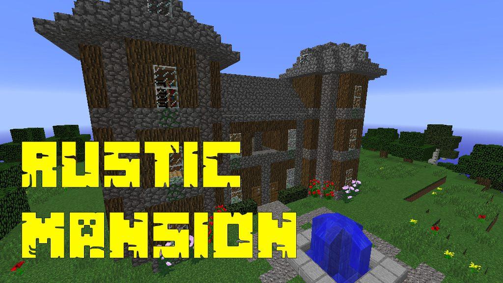 Rustic Mansion Map Thumbnail