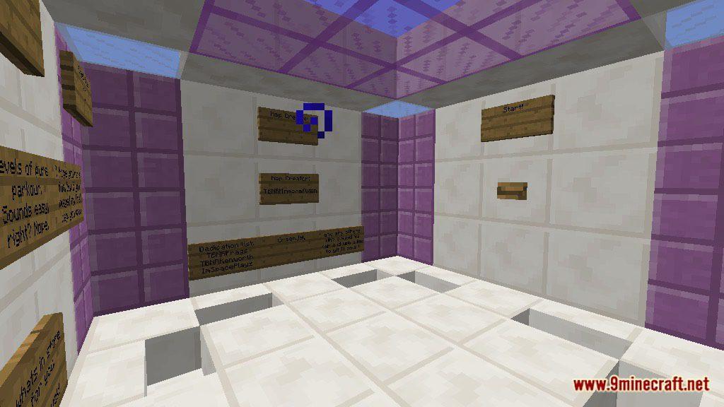 Simplistic Parkour 2 Map Screenshots 1