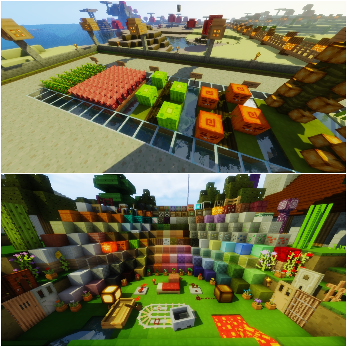Smoothic Resource Pack 1 12 2/1 11 2 - 9Minecraft Net