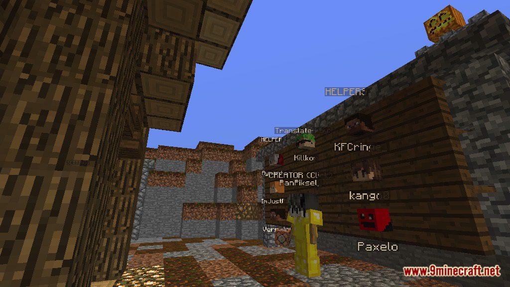 SuperCraftBros Map Screenshots 2