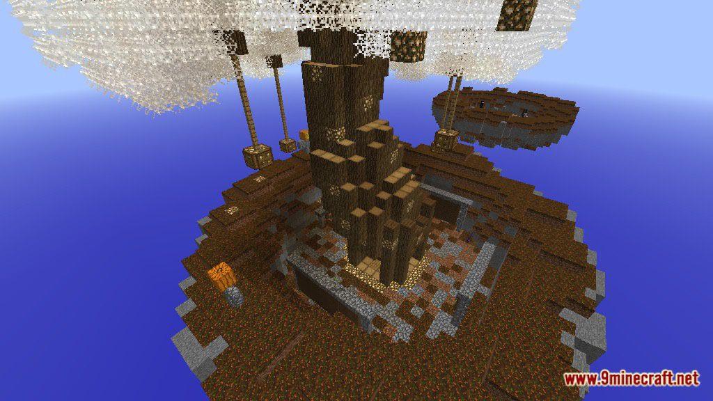 SuperCraftBros Map Screenshots 3
