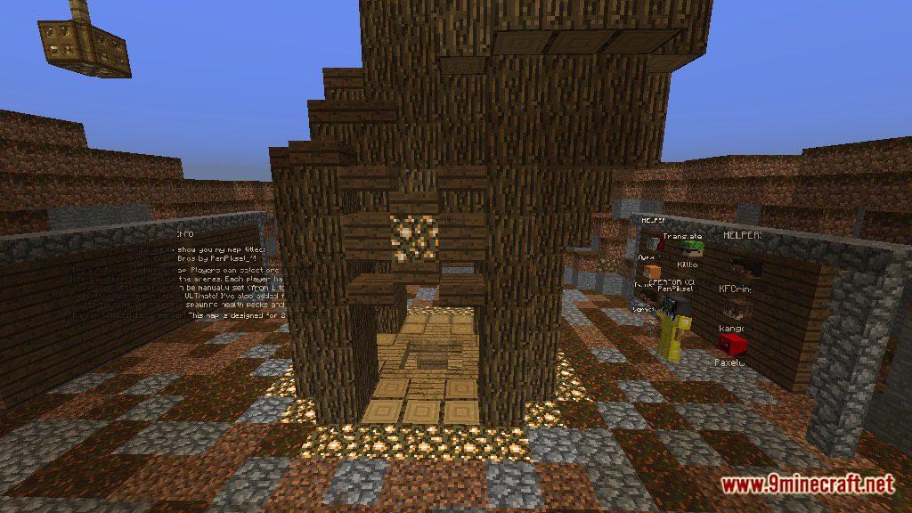 SuperCraftBros Map Screenshots 8