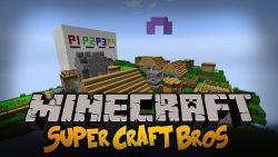 SuperCraftBros Map Thumbnail