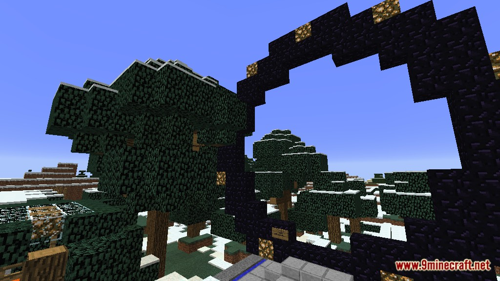 The Hotel Tree Map 1 12 2 1 12 For Minecraft 9minecraft Net