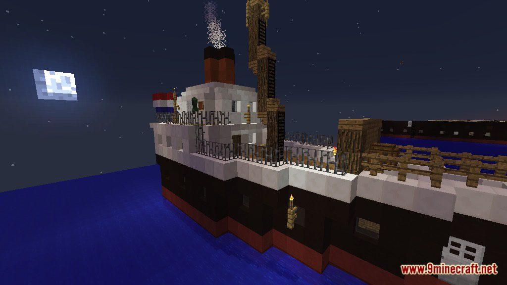 Titanic Map Screenshots 1
