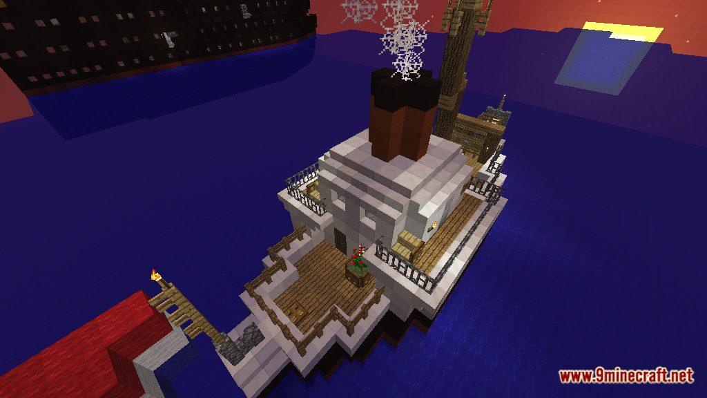 Titanic Map Screenshots 2