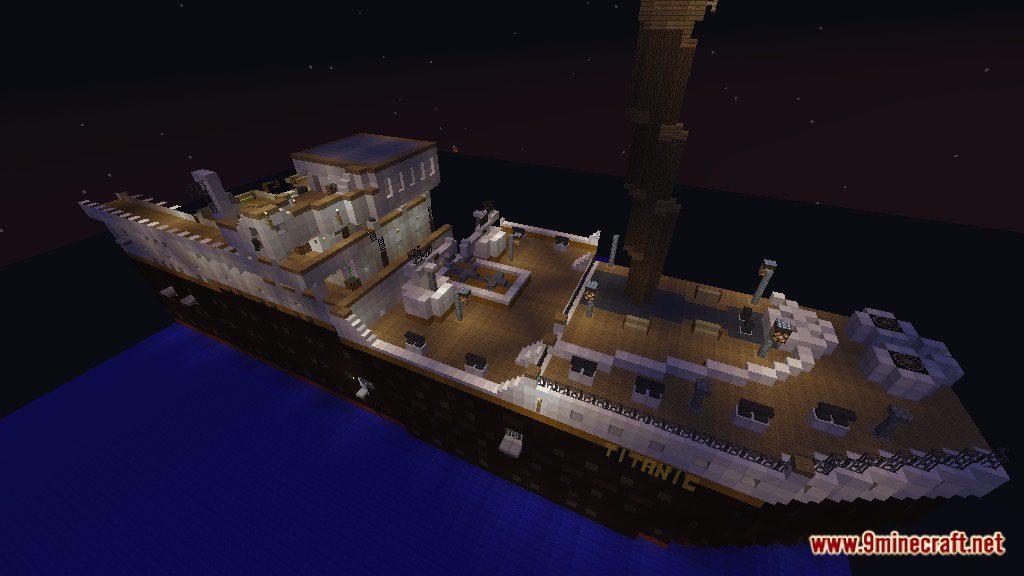 Titanic Map Screenshots 4