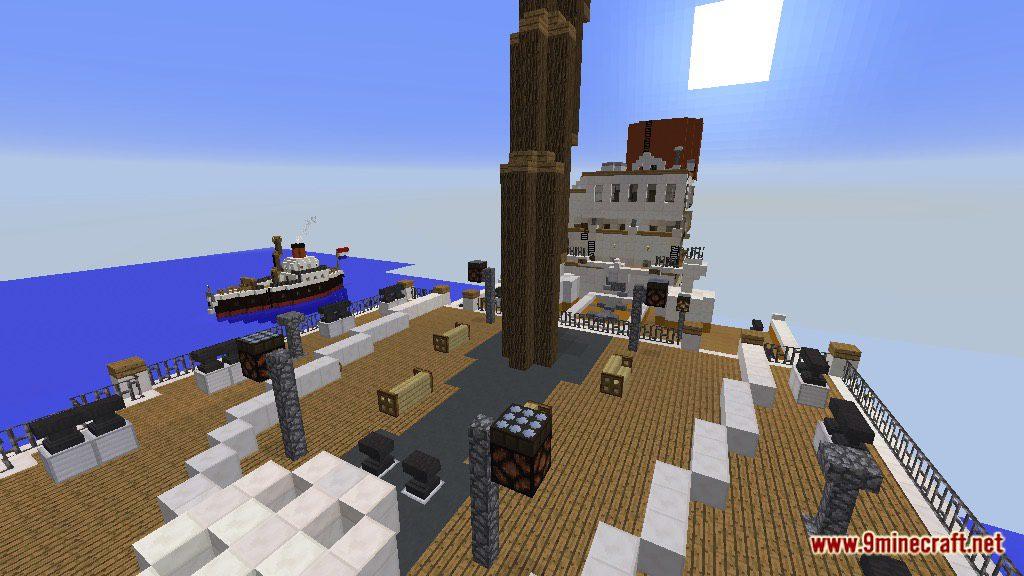 Titanic Map Screenshots 6