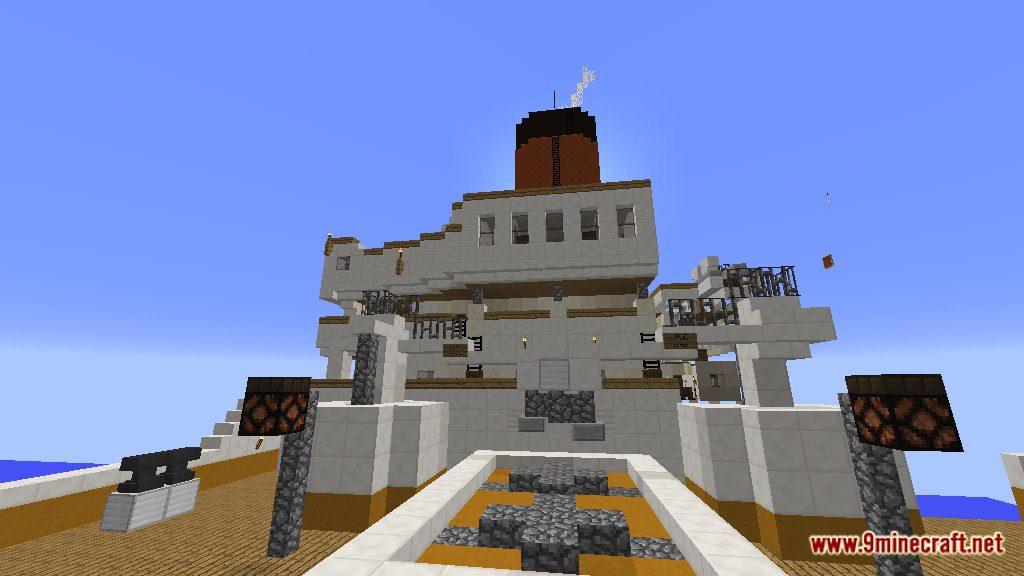Titanic Map Screenshots 7