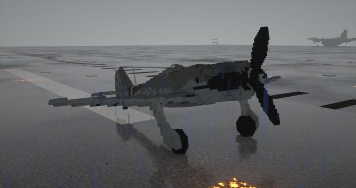 WWII Aricrafts Resource Pack Screenshots 3