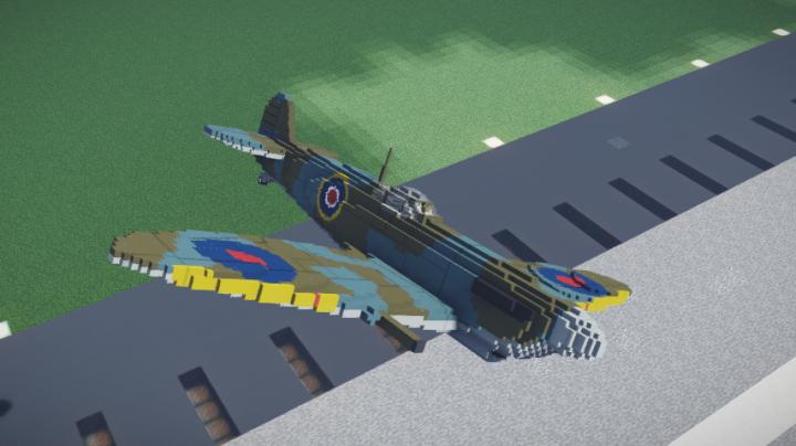 WWII Aricrafts Resource Pack Screenshots 4
