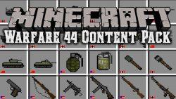 Warfare 44 Content Pack