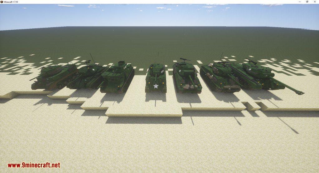 world war minecraft 10