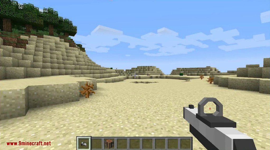 minecraft tech mod