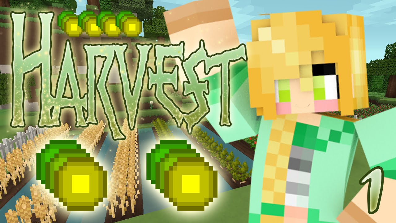 XP From Harvest Mod 11212.112126.11212/11212.112125.12 (Get Experience in Farming