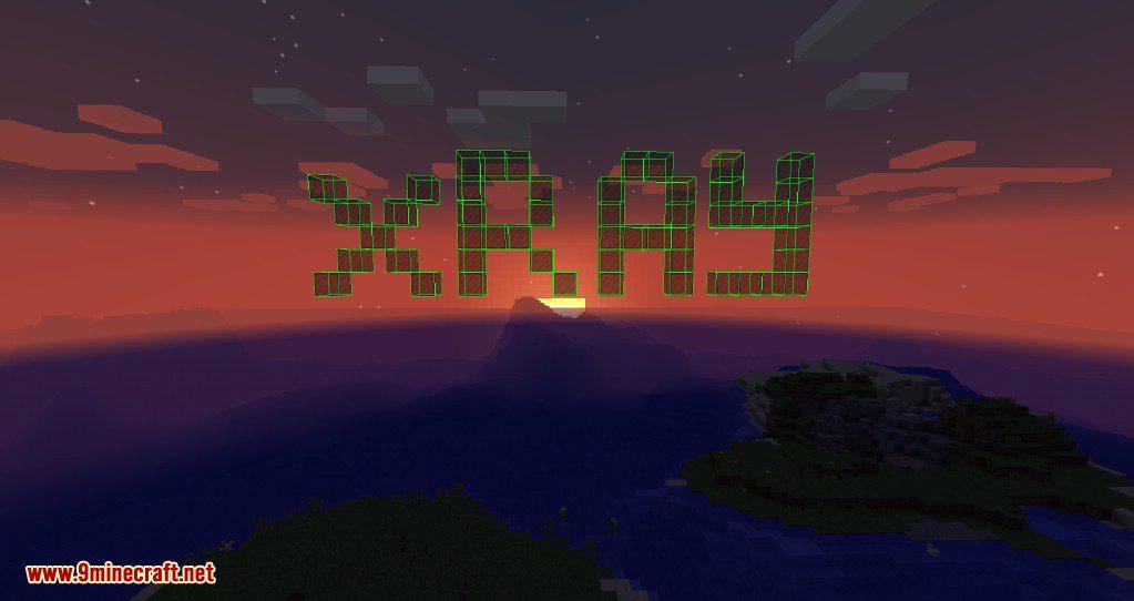 Advanced XRay Mod Screenshots 1