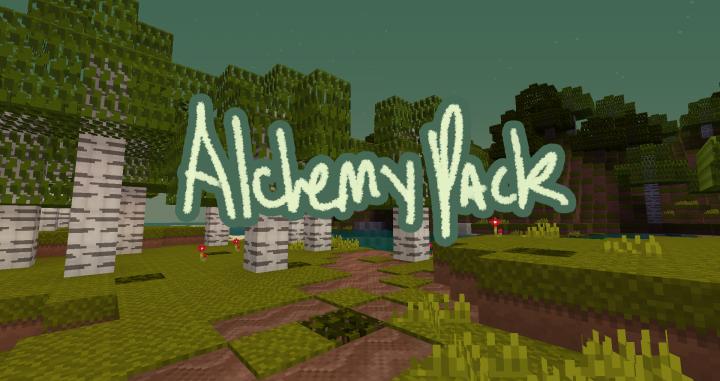 Alchemy Resource Pack