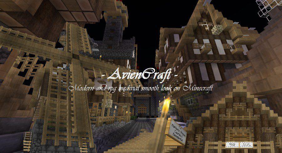 AvienCraft Resource Pack