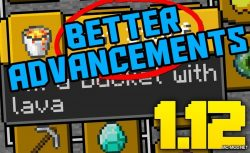 Better Advancements Mod