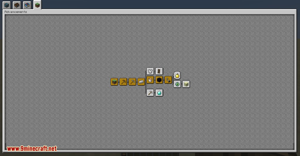 Better Advancements Mod Screenshots 1