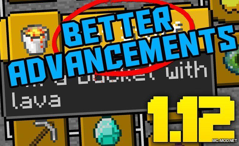 Better Advancements Mod