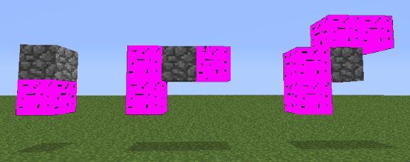 BlockPhysics Mod Features 10
