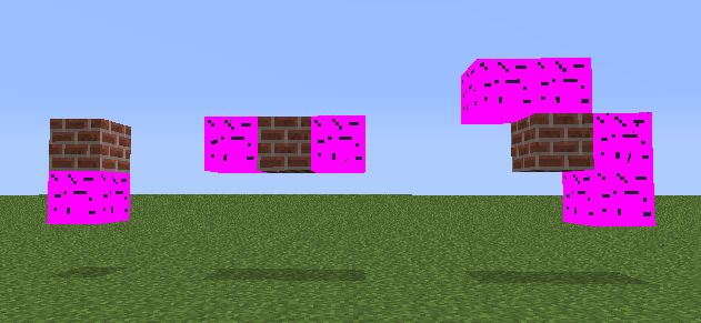 BlockPhysics Mod Features 13