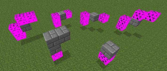BlockPhysics Mod Features 16