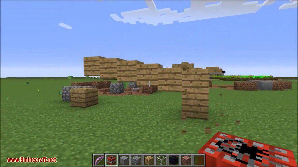 BlockPhysics Mod Screenshots 9