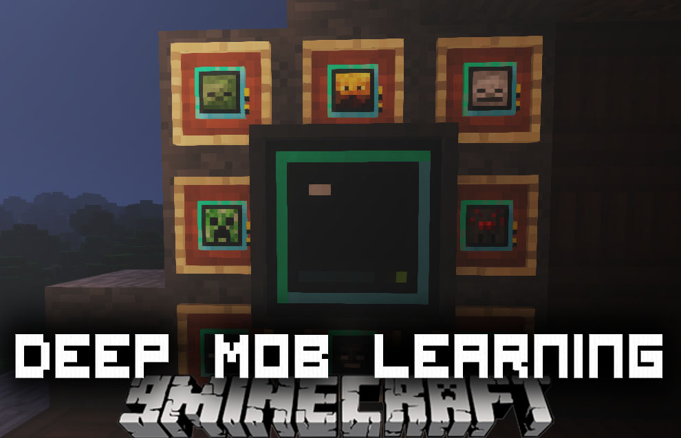 Deep Mob Learning Mod