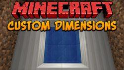 Dimensional Control Mod