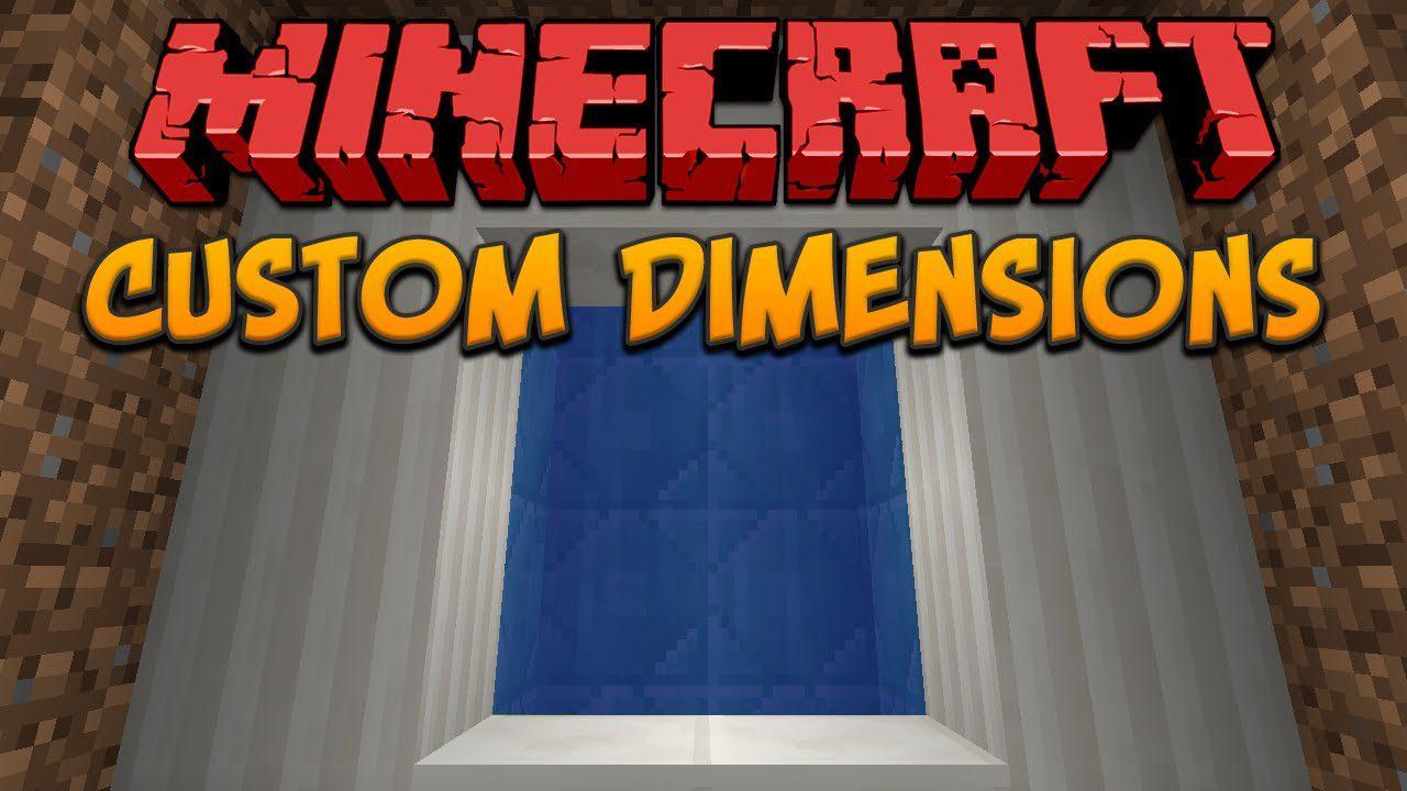 minecraft dimension mods 1.11.2