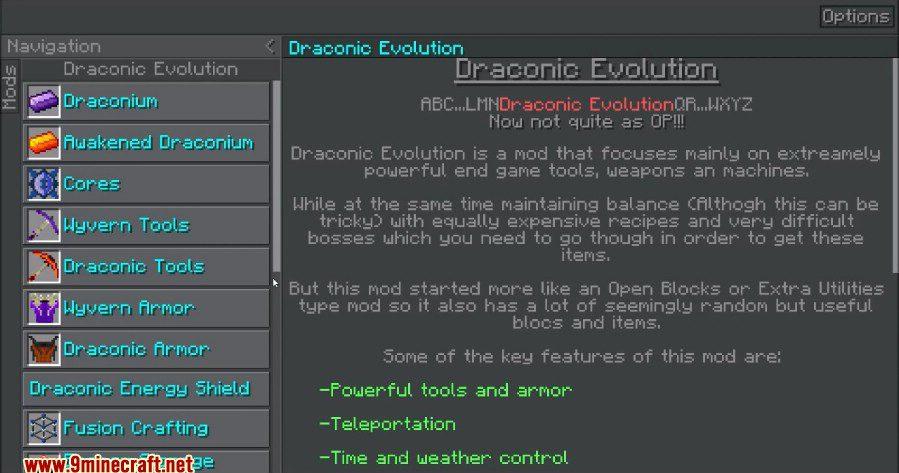 Draconic Evolution Mod Screenshots 20