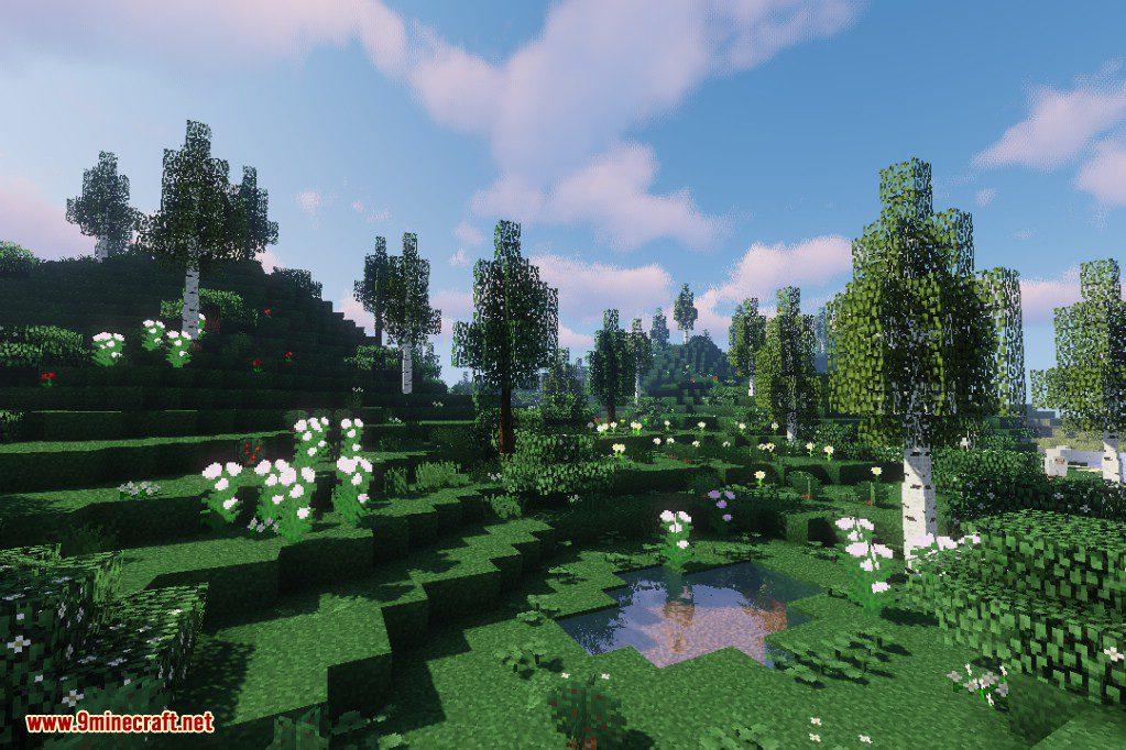 Dynamic Trees Biomes O' Plenty Compat Mod Screenshots 10