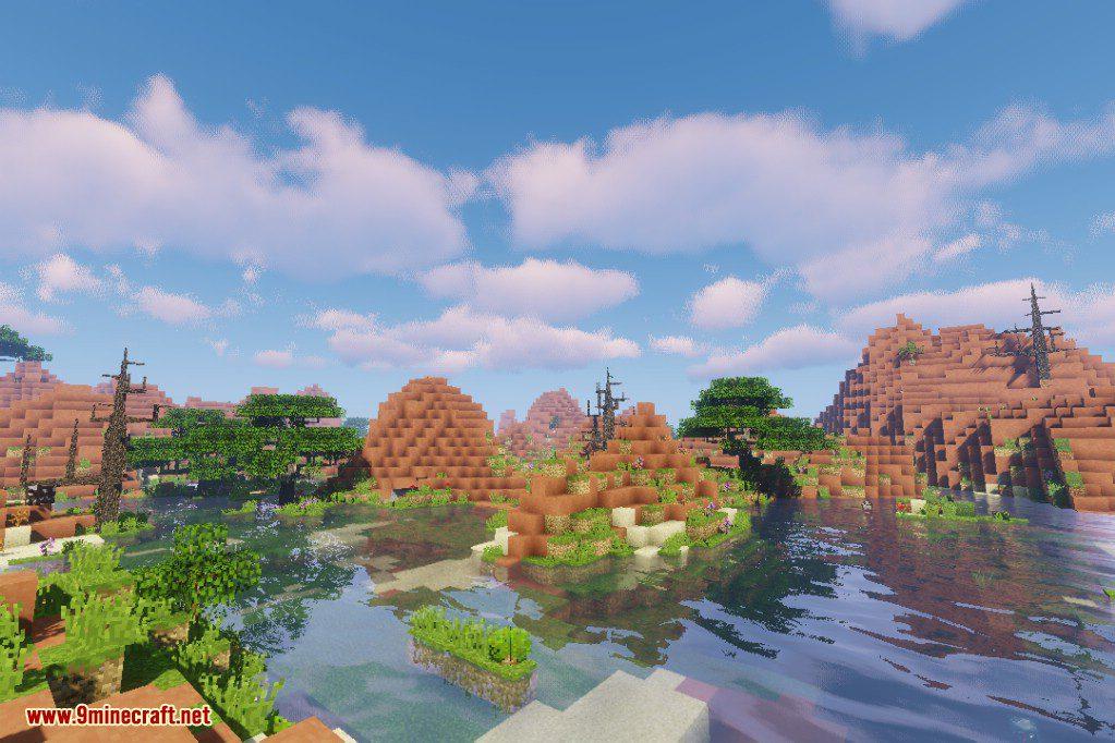Dynamic Trees Biomes O' Plenty Compat Mod Screenshots 12