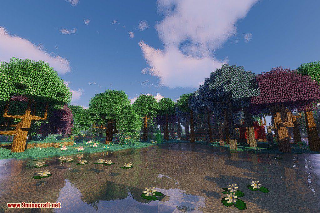 Dynamic Trees Biomes O' Plenty Compat Mod Screenshots 14