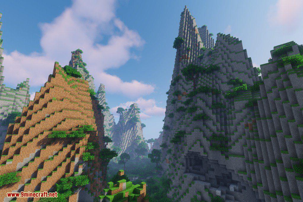 Dynamic Trees Biomes O' Plenty Compat Mod Screenshots 16