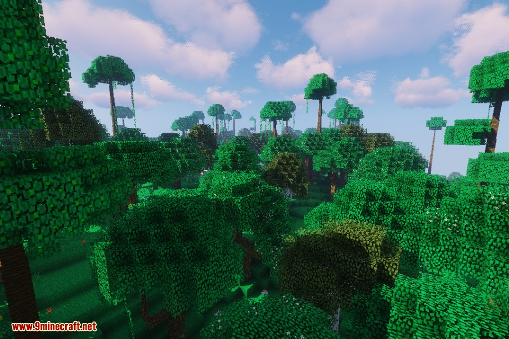 Dynamic Trees Biomes O' Plenty Compat Mod Screenshots 18